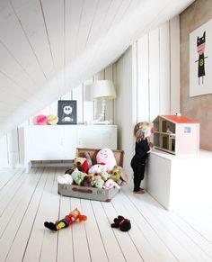 Kids room - Lundby dollhouse - Via Mini Style
