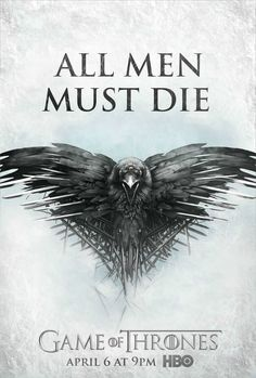 HBO Ew S4 Teaser Poster Crow