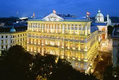 Hotel Imperial: Viena. Um dos próximos destinos...