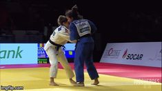 What a great Uchi-mata… Perfect timing!