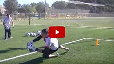 check out this Goalkeeper Soccer Training. The best soccer/football videos, drills and articles on the web for soccer/football coaches.