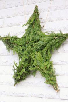 Top 40 Christmas Star Decorations Ideas - Christmas Celebration - All about Christmas Noel Christmas, Green Christmas, Christmas Design, Winter Christmas, All Things Christmas, Christmas Wreaths, Christmas Crafts, Christmas Ideas, Simple Christmas