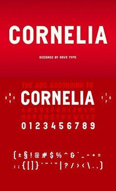 NT Cornelia. Display Fonts. $26.00