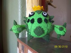 Ravelry: Cacnea Pokemon pattern by Katherine Homer