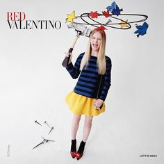 Red Valentino Fall 2014