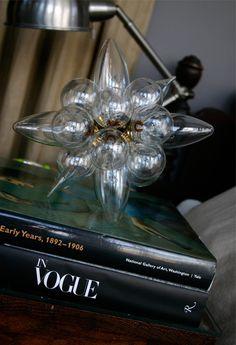 Brilliant idea for used light bulbs
