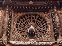 Nepalese window