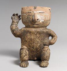 Seated Figure [Quimbaya] (1976.412.2) | Heilbrunn Timeline of Art History | The Metropolitan Museum of Art