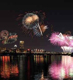 America's 12 Best Fourth of July Fireworks Shows - SKYE on AOL