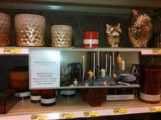 Pretty Shelf Talker at Target