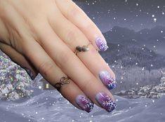 Diseños Nail Art-Invierno Listo para Cada Nivel