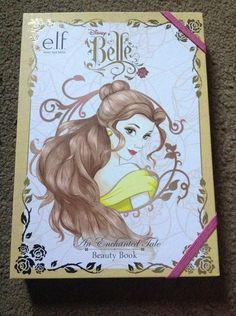 *BRAND NEW* e.l.f Disney Belle An Enchanted Tale Beauty Book #elf