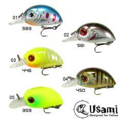 USAMI+Ball+Crank+Suni+Balık+25S+2,6gr