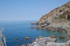 Il mare del Resort La Francesca