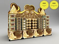 ferrero rocher design - Поиск в Google