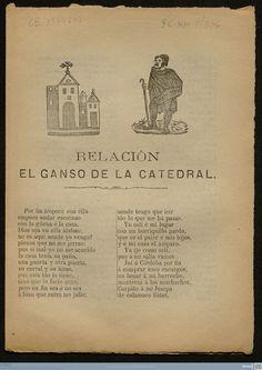 Relación el ganso de la catedral