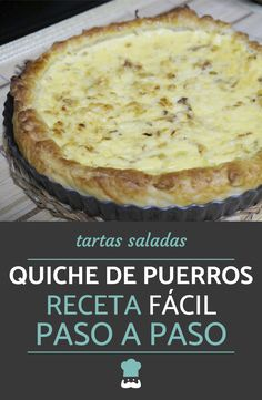 Discover recipes, home ideas, style inspiration and other ideas to try. Keto Quiche, Zucchini Quiche, Quiches, Food N, Good Food, Food And Drink, Comida Tex Mex, Vegetarian Recipes, Cooking Recipes