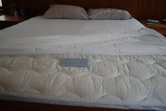 a bar of soap at the foot of the bed, soap under the sheets, soap under your bottom sheet