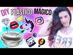 Transforme o Plástico em Pingentes em Minutos - Artesanato Fácil em Casa- Aprenda Fazer - YouTube 9 Year Olds, Youtube, Upcycle, Stuff To Do, Diy Crafts, Upcycling Ideas, Creative Ideas, Apple, Diy And Crafts