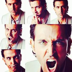 Hrithik Roshan ~ Not just another pretty face  . . .