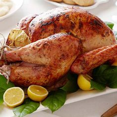 Perfect Roast Turkey By Ina Garten