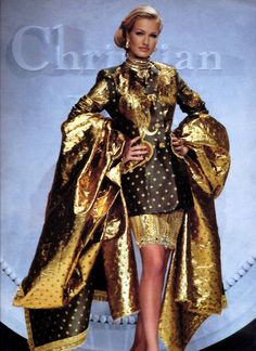 1991 Christian Dior by Gianfranco-Ferre