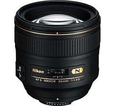 Nikon lenses 85mm prime lens for Nikon AF-S NIKKOR 85mm f/1.4G Lens  - Cameras Direct AUSTRALIA