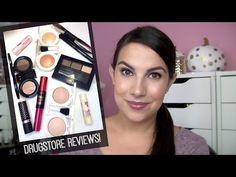 NEW Drugstore Makeup! Mini Reviews