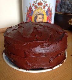 su's baking : super easy chocolate cake