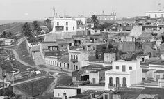 Vista de San Juan, Puerto Rico (1901) Detalle de foto San Juan Puerto Rico, Old Pictures, Old Photos, Verona, Old San Juan, Puerto Rican Culture, Puerto Rico History, Enchanted Island, Santos