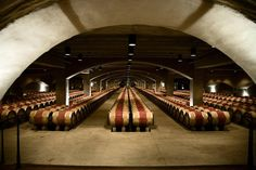 THE ROBERT MONDAVI WINE CELLAR IN NAPA VALLEY  Photograph by SIMON TONG  In this stunning shot by Simon Tong, we see the breathtaking wine cellar at the Robert Mondavi Winery in Napa Valley, California. The Winery's first harvest was back in 1966 and they have been producing incredible wine ever since. The [...]