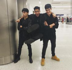 Erick, Joel, and Zabdiel I Love You All, Love Of My Life, Boys Who, My Boys, Memes Cnco, Super Happy, Funny Me, My King, Perfect Man