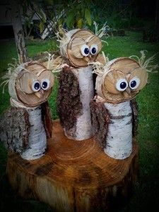 Outdoor indoor wood reclaimed recycle upcycle owl bird sculpture holidays Xmas Christmas thanksgiving fall yard porch deck Source by Recycled Crafts Kids, Diy Crafts To Do, Recycled Garden, Fall Crafts, Wood Crafts, Recycled Wood, Diy Recycling, Christmas Yard, Christmas Holidays