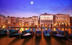 The Beautiful City of #Venice, Italy