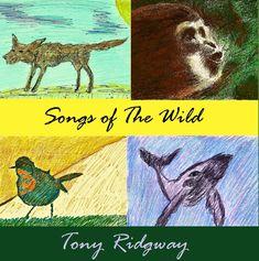 For children. Animals that sing in the wild!