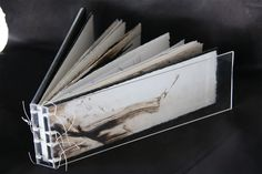 Contemporary artist, book artist and printmaker - susan bowers Handmade Journals, Handmade Books, Handmade Notebook, Paper Book, Paper Art, Artist Journal, Book Sculpture, Book Layout, Sketchbook Inspiration