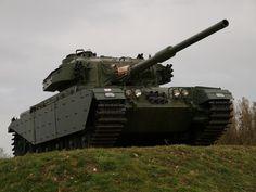 Centurion Main Battle Tank (United Kingdom)