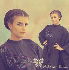 Peacok #abaya