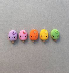 Fantastic No Cost Polymer Clay Crafts fruit Thoughts Cute Fruit charm Fruit necklace Polymer Clay Charms kawaii Etsy Fimo Kawaii, Polymer Clay Kawaii, Fimo Clay, Polymer Clay Projects, Polymer Clay Charms, Polymer Clay Earrings, Clay Crafts, Polymer Clay Disney, Polymer Clay Figures