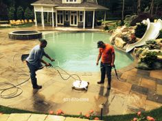 Attractive Pool Patio Cleaning And Sealing Head Of The Harbor Stony Brook Long Island  NY Http: