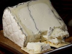Humboldt Fog Cheese. The word is that there are now children named Humboldt Fog, after this cheese. It's that good.