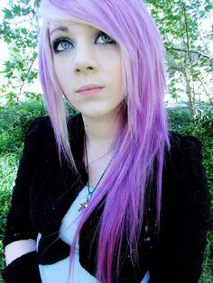 Fuck yeah, we love coloured hair!