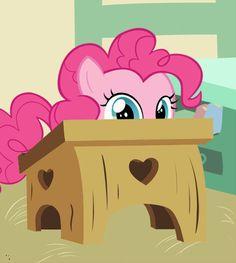 Fillie Pie using Sweeties desk by pinkiepiemike
