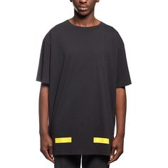 Arrows t-shirt from the F/W2016-17 Off-White c/o Virgil Abloh collection in black