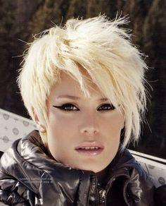 Image: 37 best hiukset, kynnet ja meikki images on Pinterest | Hair cut ...