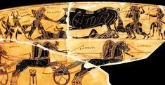 GRECE – Vases Grecs – Arrête ton char Greek Pottery, Movie Posters, Greek Art, Ancient Greek Art, Film Poster, Billboard, Film Posters
