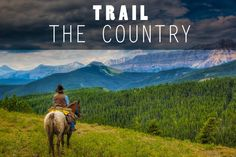 Alberta is true Canadian Cowboy Country. Home to Canada's largest ranches, the Calgary Stampede and the Rocky Mountains, it's a great place for a trail ride, hiking and history mixed with some fun and modern adventures too. | Find all tips for Canada here: http://theplanetd.com/destinations/about-canada-travel-advice/