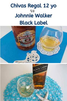 A comparison between the Chivas 12 yo whisky vs Johnnie Walker Black Label Whisky Blended Whisky, Whisky Tasting, Malt Whisky, Whiskey, Label, Notes, Black, Whisky, Single Malt Whisky