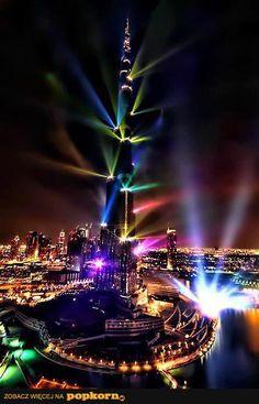 Burj Khalifa - Dubaj na Popkorn.pl