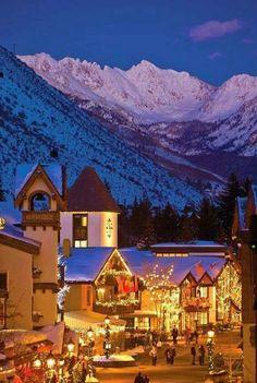 Vail Colorado USA